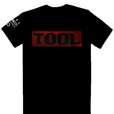 Tool - 10000 Days logo Official Licensed T-Shirt