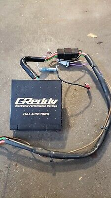 GREDDY FULL AUTO Turbo Timer And Wiring Harness 90-99 DSM ... on eclipse engine, eclipse wheels, eclipse radio, eclipse transmission harness,
