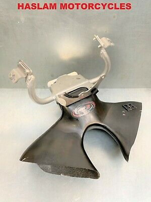 Ducati 1199 & 959 Panigale XXL MWR Air funnels upper cowling stay front bracket
