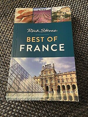 Rick Steves Best Of France NEW Edition USA SELLER