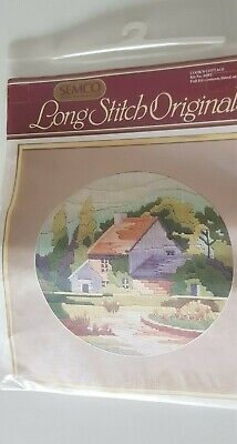 Semco Long Stitch Original Cooks Cottage Kit No 3081 New