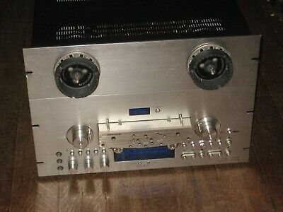 Pioneer RT-909, Professionally Serviced Open Reel Auto Reverse Tape Deck
