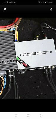 Mosconi 4to6 DSP Carhifi Audio System