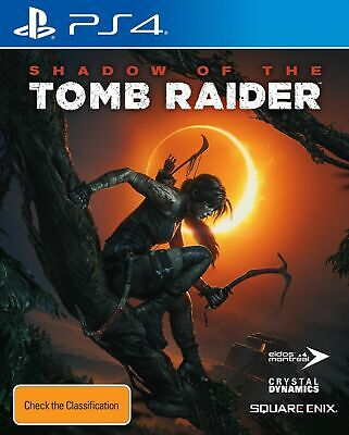 Shadow of the Tomb Raider PS4 Lara Croft Playstation 4 Game (Brand New) CHEAPEST