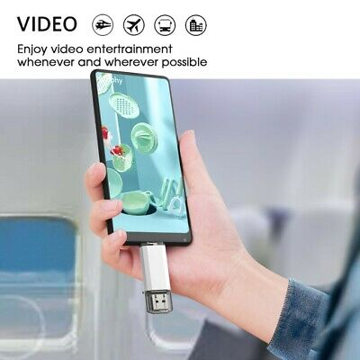 2TB Type-C OTG USB Memory Stick U Disk Flash Drive Pendrive For Samsung Android