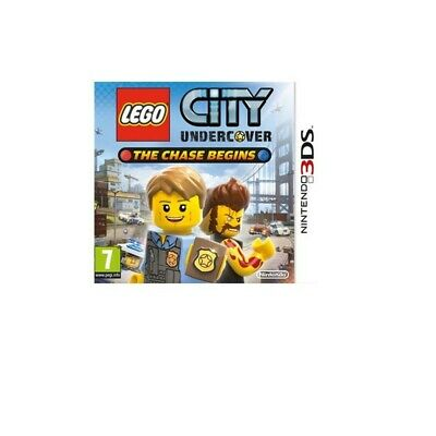 ⭐3Ds Lego City Undercover: The Chase Begins Select X Nintendo 2Dsxl/3Ds [43948]