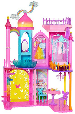 Barbie DPY39 - Dreamtopia Toy - Princess Castle Playset 95 Centimeter Tall - on