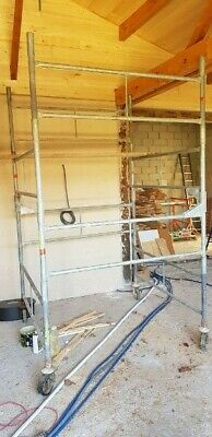 Scaffolding 8/9 Meter Working Height**Galvanized Steel**Solid Construction**