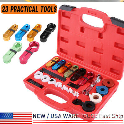 Fits For Ford/Vauxhall/Opel Complete Fuel Transmission Line Disconnect Tool Kit