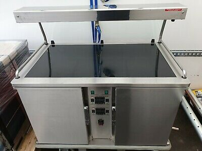 Moffat Hot Cupboard With Heated Gantry
