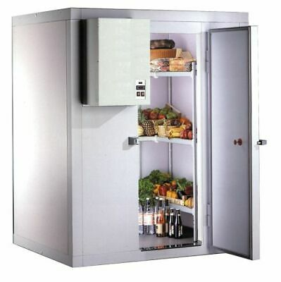 Cooling Cell, 75er Wall Thickness, 2000s Height, Refrigerator Fridge