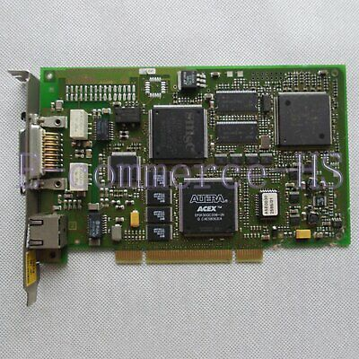 1PC USED Siemens 6GK1161-3AA01 CP1613 communication Ethernet card Tested Good