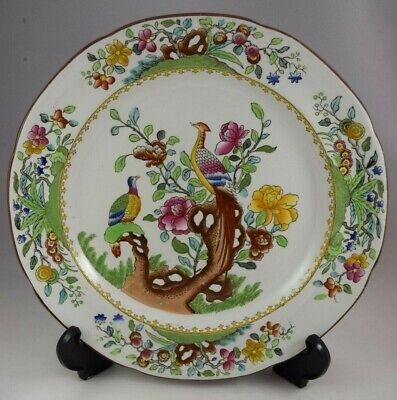 T Goode & Co Copeland late Spode 'Asiatic Pheasant' Plate