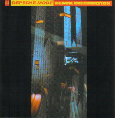 CD-Depeche Mode /Black Celebration 1986 /AAD