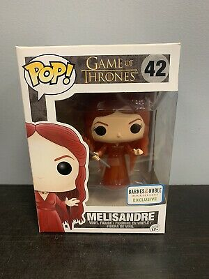 Funko Pop! Game of Thrones TRANSLUCENT Melisandre With Pop Protector