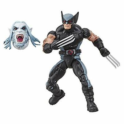 "Marvel Classic Hasbro Marvel Legends 6"" Collectible Action Figure Wolverine Toy"