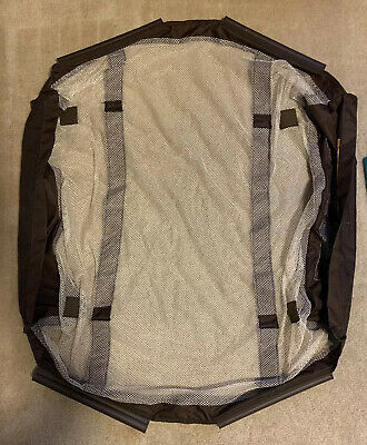 Graco Pack N Play Replacement Clip On Mesh Bassinet Insert Ships FREE!