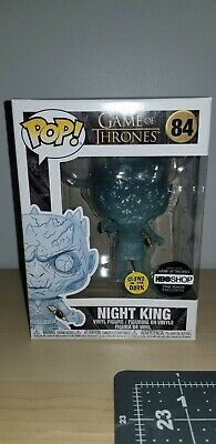 Funko Pop Vinyl Game of Thrones Night King (Crystal) Glow HBO + Discounts