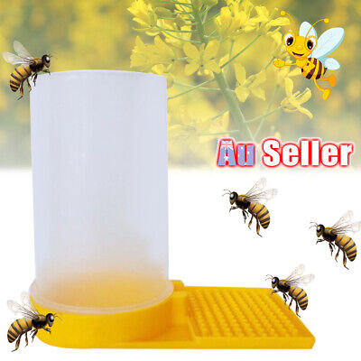 Beekeeping Nest Cup Drinking Beekeeper Entrance bee Water Feeder Beehive