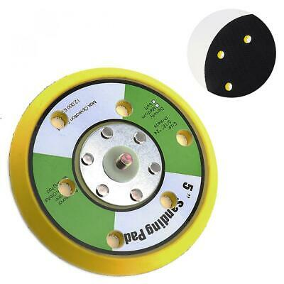 Professional 5 Inch 12000rpm Dual Action Random Orbital Sanding Pad with 6 Holes