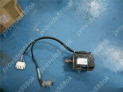 Used Yaskawa Servo Motors SGMJV-02ADD6S, 2-Year Warranty !