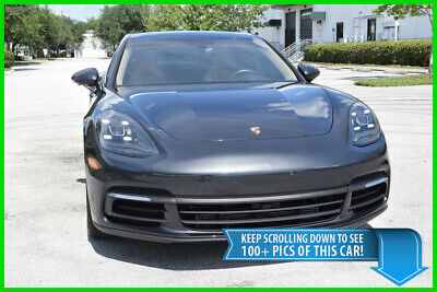 2017 Porsche Panamera 4 AWD - NEW BODY-STYLE - 20K MILES - BEST DEAL ON EBAY! 4 4S S Maserati Quattroporte S Q4 Ghibli 911 Turbo Mercedes Benz S550 BMW 750i