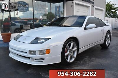 1996 Nissan 300ZX Twin Turbo 1996 NISSAN 300ZX Twin Turbo All Wheel Steering T-Top SUPER CLEAN Sports Car !!!