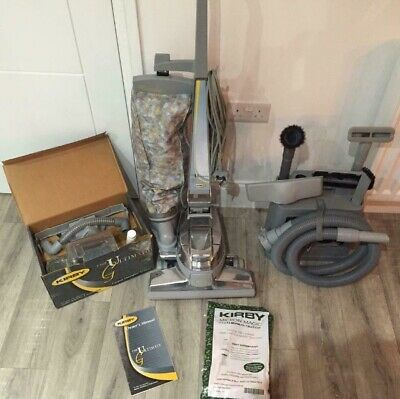 Fantastic Vintage Style Kirby Ultimate G Hoover Vacuum Cleaner + Attachments