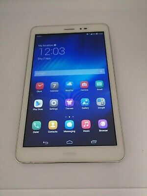 Huawei Mediapad T1 8.0 16GB O2/Tesco Android smartphone  tablet *FREE FAST P&P*