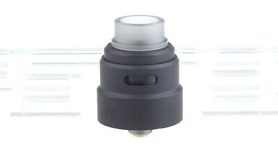 SXK Reload S Styled RDA Rebuildable Dripping Atomizer Black