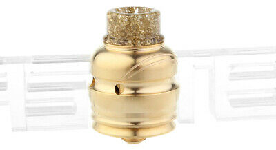 Authentic Wotofo Elder Dragon RDA Rebuildable Dripping Atomizer Gold