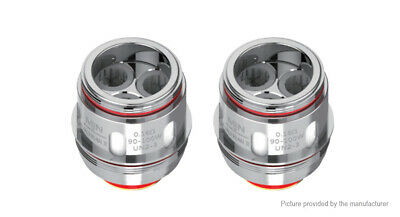 Authentic Uwell Valyrian 2 II Replacement UN2-3 Triple Meshed Coil Head (2-Pack)