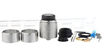 Authentic Vandy Vape Widowmaker RDA Rebuildable Dripping Atomizer Stainless Stee