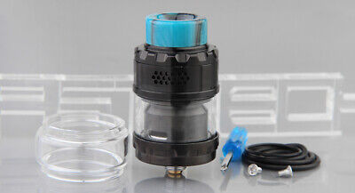 Kylin M Styled RTA Rebuildable Tank Atomizer Black
