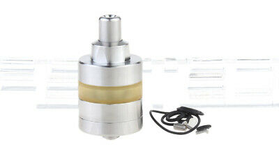 YFTK KF Lite 2019 Styled RTA Rebuildable Tank Atomizer Silver