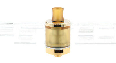 Dvarw MTL V2 Styled RTA Rebuildable Tank Atomizer Gold
