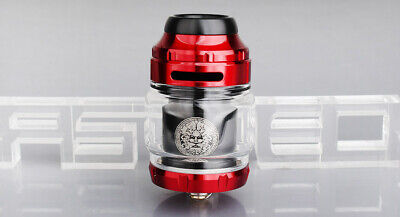 Authentic GeekVape Zeus X RTA Rebuildable Tank Atomizer (Standard Edition) Red