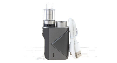 Authentic GeekVape Lucid 80W TC VW APV Box Mod Kit (Standard Edition) Gunmetal