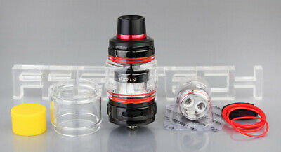 Authentic Uwell Valyrian 2 II Tank Clearomizer Black + Red