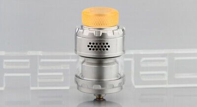 Kylin M Styled RTA Rebuildable Tank Atomizer Silver