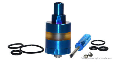 KF Lite 2019 Styled RTA Rebuildable Tank Atomizer Blue