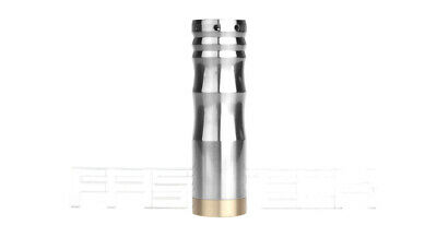 Vindicator 2 Styled Hybrid Mechanical Mod Stainless Steel Color