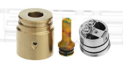 Berserker V2 Styled MTL RDA Rebuildable Dripping Atomizer Gold
