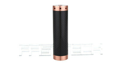 Vindicator Styled Carbon Fiber Hybrid Mechanical Mod Copper Tone