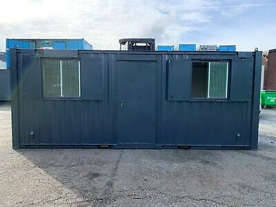 shipping containers anti vandal offices