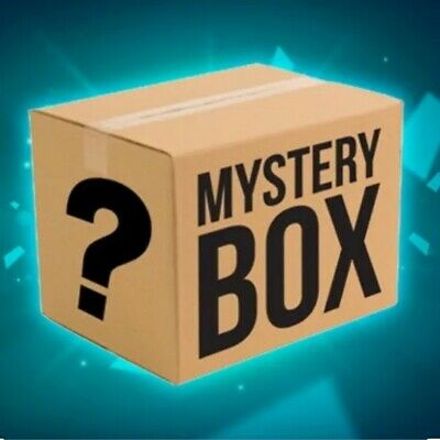 Mistery Box  Full Of Surprises Apple and other stuf!