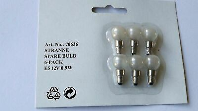 Stranne Bulb Ikea E 5 Screw in Bulbs 0