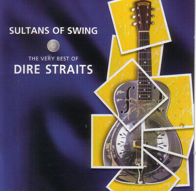 2-CD-DIRE STRAITS -Very Best Of/Limited Edt/HDCD/Sultans of swing