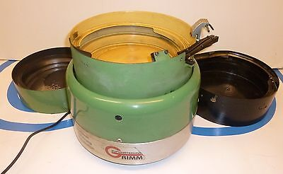 Spiral Conveyor Shake Pot Vibrationsförderer Vibratory Feeders Grimm 300 MM