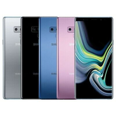 """Samsung N960 Galaxy Note 9 128GB """"Factory Unlocked"""" 4G LTE Android Smartphone"""